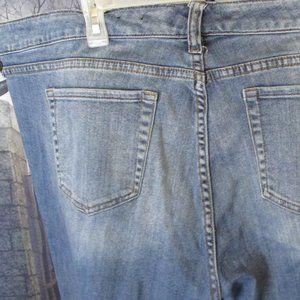 Torrid Jeans - Torrid Distressed Jeans